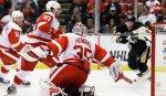 """Дубль Малкина не спас """"Питтсбург"""" от проигрыша """"Детройту"""" в НХЛ"""