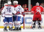 НХЛ: Марков и Емелин помогли «Монреалю» одолеть «Детройт»