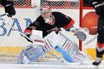 Российский вратарь клуба НХЛ впервые в сезоне сыграл «на ноль»
