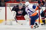 Бобровский в пятый раз в сезоне НХЛ сыграл «на ноль»