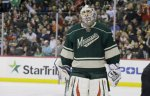 """Вратарь """"Миннесоты"""" Илья Брызгалов признан второй звездой игрового дня чемпионата НХЛ"""