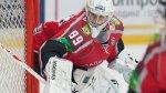 Голкипер новокузнецкого «Металлурга» привлек внимание клубов НХЛ