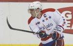 "Хоккеист ""Вашингтона"" Александр Овечкин забил 50 шайбу в регулярном чемпионате НХЛ"