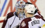 Россиянин Варламов стал самым побеждающим вратарем по итогам регулярного чемпионата НХЛ