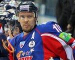 Сергей Мозякин признан лучшим нападающим финалов конференций КХЛ