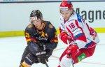 Сборная России по хоккею проиграла команде Германии в матче Евровызова