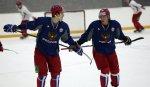 Прохоркин, Пестушко и Дмитрий Калинин покидают расположение сборной РФ по хоккею