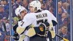 Хет-трик Малкина вывел «Питтсбург» во второй раунд плей-офф НХЛ