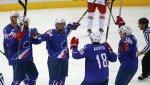 Французские хоккеисты в четвертьфинале ЧМ сыграют с россиянами