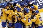 Шведские хоккеисты вышли в полуфинал чемпионата мира, где сыграют со сборной России