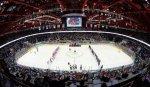 Установлен рекорд посещаемости чемпионатов мира по хоккею