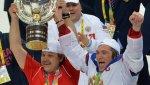 Знарок дебютировал в сборной России с золота ЧМ и крупного скандала