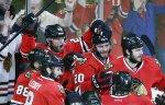 """""""Чикаго"""" обыграл """"Лос-Анджелес"""" в пятом матче серии 1/2 финала плей-офф НХЛ"""