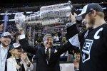 Хоккеисты клуба НХЛ «Лос-Анджелес» стали обладателями Кубка Стэнли