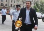 Александр Овечкин попал в аварию на своем Mercedes