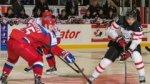 Молодёжная сборная России по хоккею проиграла канадцам в товарищеском матче