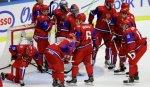 Хоккеисты молодежной сборной России завершили сбор в Канаде победой над шведами