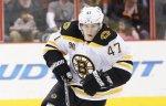 Защитник «Бостона» Крюг может продолжить карьеру в КХЛ