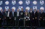 """Четыре российских хоккеиста приглашены на сбор лучших """"проспектов"""" НХЛ"""