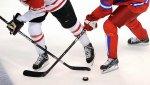 Юниорская сборная России проиграла Чехии со счетом 2:11