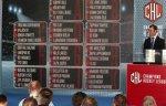 Лига чемпионов по хоккею стартует после пятилетнего перерыва