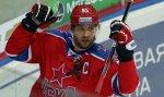 Бывший нападающий хоккейного клуба ЦСКА Морозов решил завершить карьеру