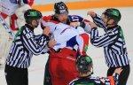 Начальник судейского департамента КХЛ: работа арбитров на матчах лиги не лишена перегибов