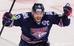 Мозякин вышел на пятое место в списке снайперов российского хоккея