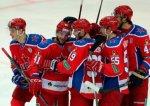 ЦСКА разгромил «Атлант» за 8 минут