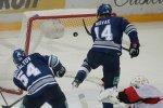 Московское «Динамо» уверенно переиграло «Трактор» в матче КХЛ