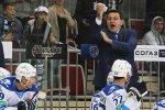 Тренер «Барыса» попросил заменить дисквалификацию общественными работами