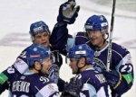 Третью победу подряд одержало минское «Динамо» в чемпионате КХЛ