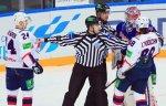 КХЛ намерена ужесточить наказание игроков за симуляцию