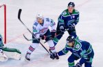 Металлург одержал 11-ю победу в чемпионате КХЛ