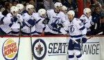 """Наместников и Кучеров помогли """"Тампе"""" взять верх над """"Виннипегом"""" в матче НХЛ"""