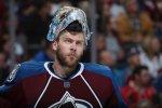 Семена Варламова признали лучшим игроком дня в НХЛ