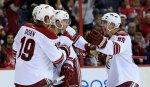 """Четыре очка Овечкина не спасли """"Вашингтон"""" от поражения от """"Аризоны"""" в НХЛ"""