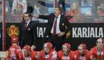 Знарок: сборная РФ могла сыграть лучше на Кубке Карьяла, сложно требовать что-то