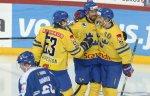 Сборная Швеции по хоккею стала победителем Кубка Карьяла, обыграв команду Финляндии