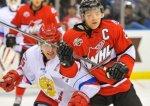 Российская «молодежка» обыграла канадцев в стартовом матче Суперсерии