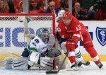 Дацюк признан главным героем игрового дня в НХЛ