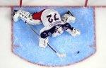 """Вратарь """"Коламбуса"""" Сергей Бобровский признан второй звездой дня в НХЛ"""