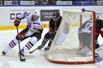 Омский «Авангард» продолжил серию побед, обыграв «Слован» на выезде