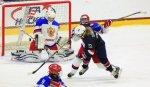Хоккеистки сборной России завоевали бронзу на молодежном чемпионате мира
