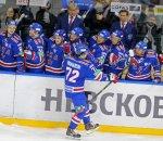 СКА одержал четвертую победу подряд в КХЛ, обыграв лидера чемпионата ЦСКА