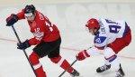 Локтионов и Глинкин вызваны в сборную России на хоккейный Евротур