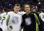 Тарасенко помог «Команде Тэйвза» одержать победу в Матче звезд НХЛ