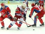 ЦСКА одержал четвертую победу подряд в чемпионате КХЛ