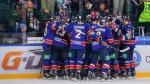 СКА выиграл серебряные медали чемпионата России