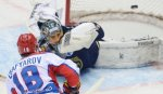 """ЦСКА обыграл """"Сочи"""" и стал первой командой, вышедшей во второй круг плей-офф КХЛ"""